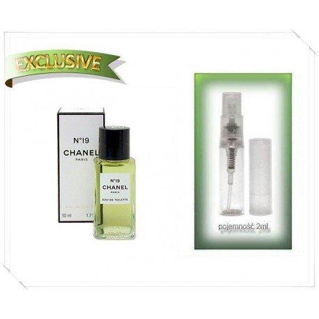 Chanel No.19 Edt