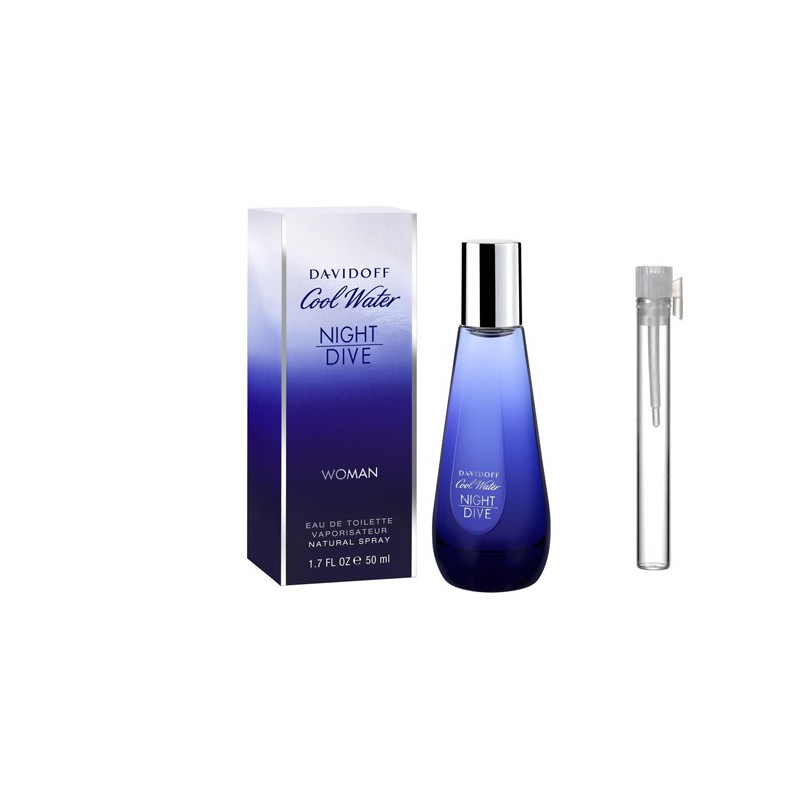 Perfumy davidoff cool water night dive woman tanie - Davidoff night dive ...