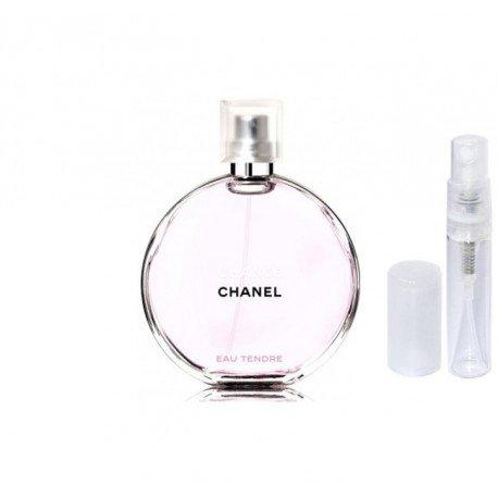 chanel chance eau tendre tanie perfumy pr bki perfum. Black Bedroom Furniture Sets. Home Design Ideas