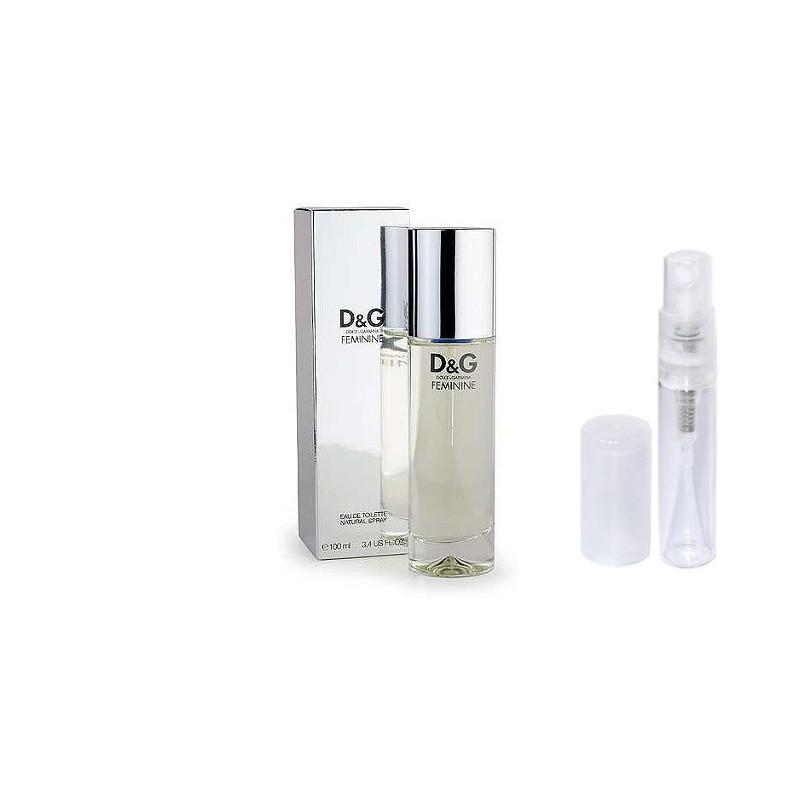 Dolce & Gabbana Feminine, Tanie Perfumy, Próbki Perfum | OdlewkiPerfum.pl