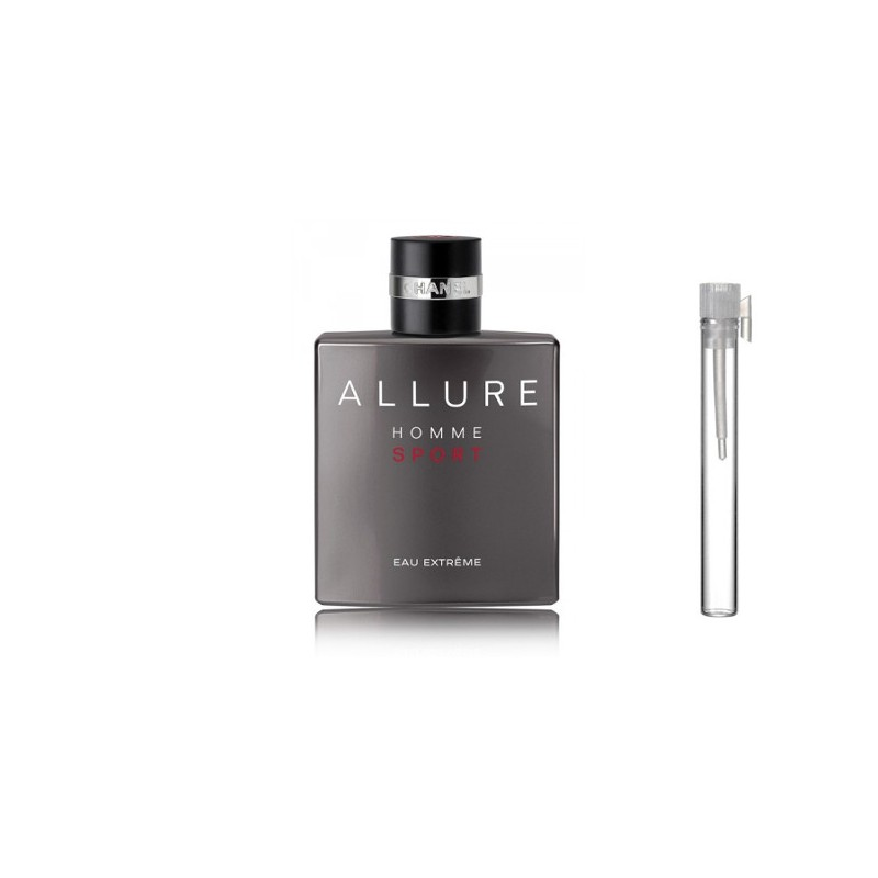 chanel allure homme sport eau extreme tanie perfumy pr bki perfum. Black Bedroom Furniture Sets. Home Design Ideas