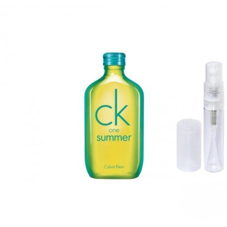 Calvin Klein Ck One Summer 2014 Edt