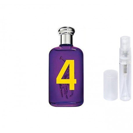 Ralph Lauren Big Pony 4 Purple for Women Edt