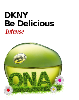 Dkny Donna Karan Be Delicious Eau So Intense woda perfumowana 10ml za 35zł
