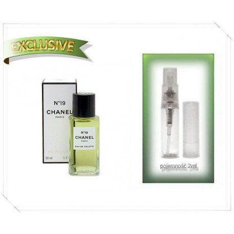 Chanel No.19 Edt