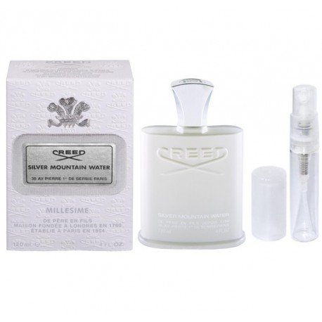 Creed Silver Mountain Water Edp