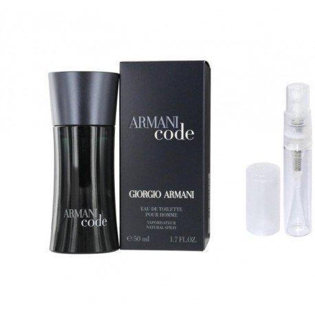 Giorgio Armani Code Men Edt
