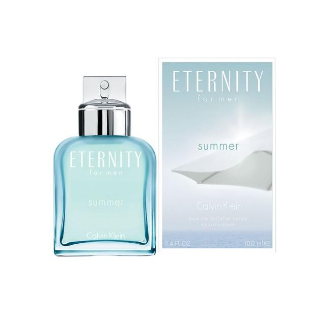 Perfumy Calvin Klein Eternity for Men Summer 2014, Tanie