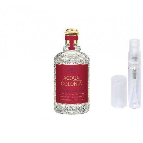 Maurer & Wirtz 4711 Acqua Colonia Rhubarb & Clary Sage Edc