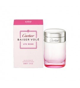 Cartier Baiser Vole Lys Rose Edt