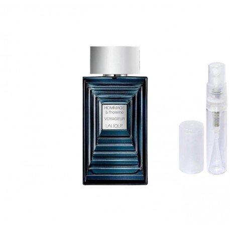 Lalique Hommage a L homme Voyageur Edt