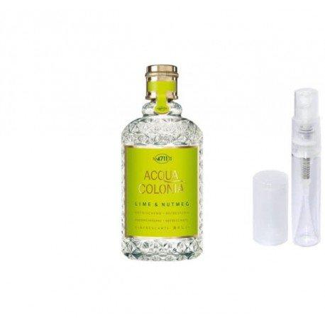 Maurer & Wirtz 4711 Acqua Colonia Lime & Nutmeg edc