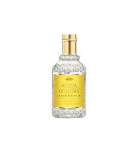 Maurer & Wirtz 4711 Acqua Colonia Lemon & GingerEdc