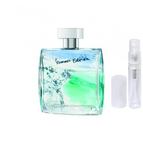 Azzaro Chrome Summer 2013 Edt