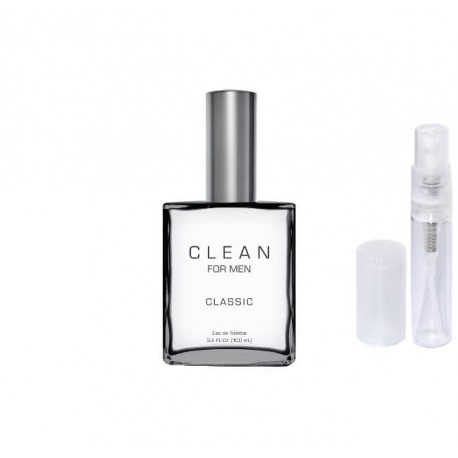 Clean For Men Classic Edt