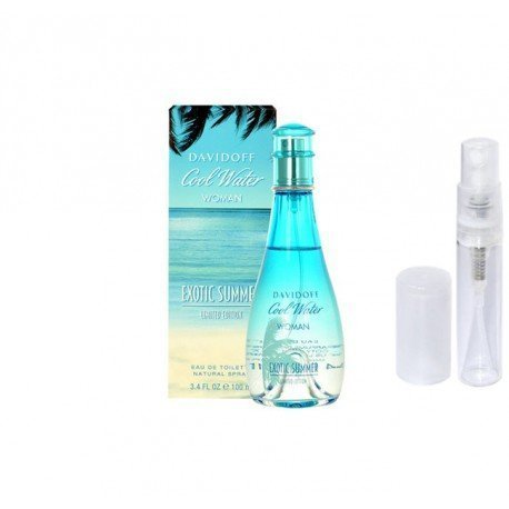 Davidoff Cool Water Woman Exotic Summer 2016r Edt