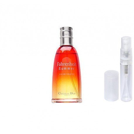 Christian Dior Fahrenheit Summer Edt