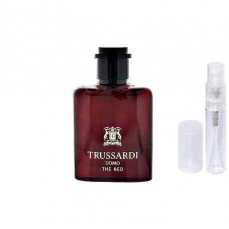 Trussardi Uomo The Red Edt