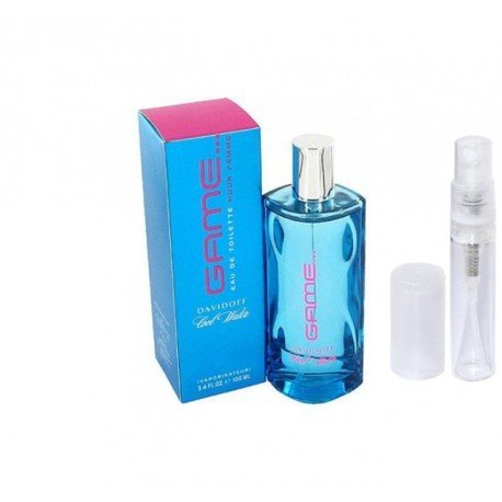 Davidoff Coll Water Game Woman Edt