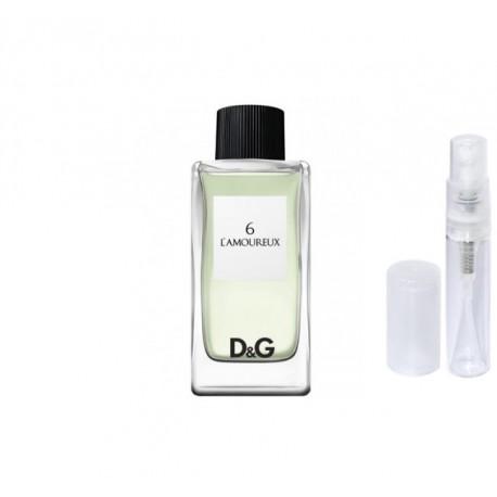 Dolce & Gabbana Anthology L`Amoureaux 6 Edt