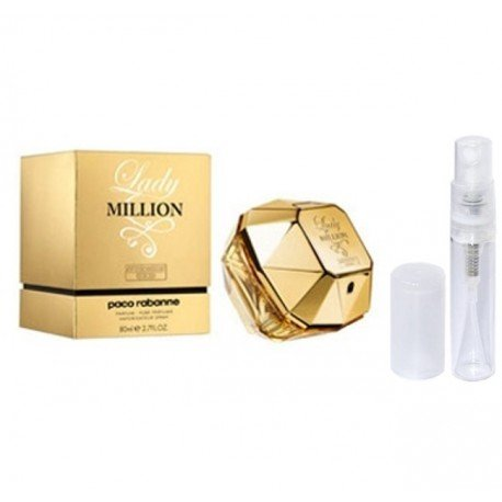 Paco Rabanne Lady Million Absolutely Gold Parfum