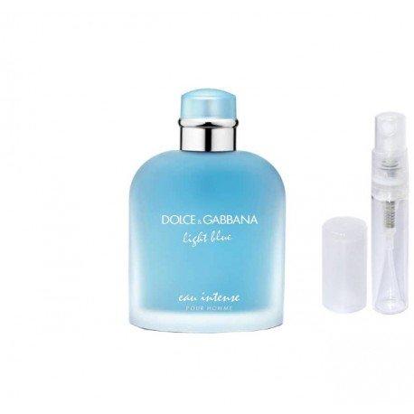 Dolce & Gabbana Light Blue Eau Intense Pour Homme Edt