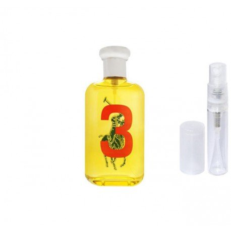 Ralph Lauren Big Pony 3 Yellow for Women Edt