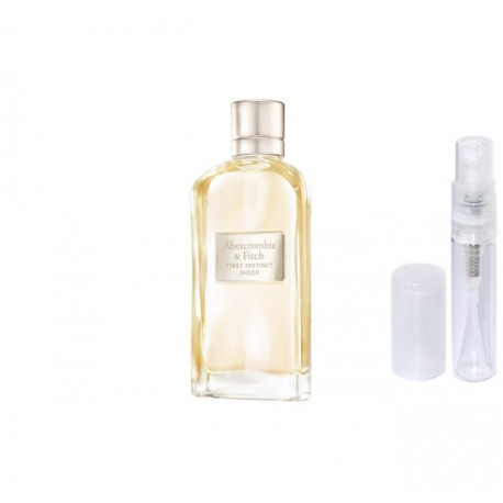 Abercrombie & Fitch First Instinct Sheer Edp