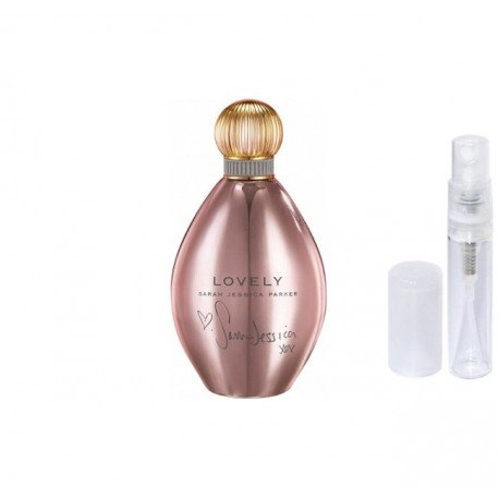 Sarah Jessica Parker Lovely 10th Anniversary Edp