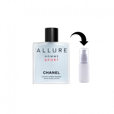 Chanel Allure Homme Sport after shave lotion, woda po goleniu 30ml