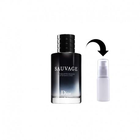Dior Sauvage after shave lotion, woda po goleniu 30ml