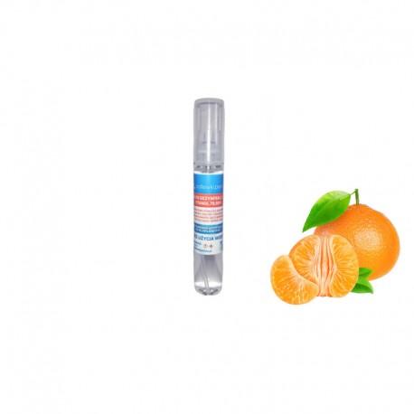 Płyn do dezynfekcji rąk Mandarynka, Etanol 79,99%, bez użycia wody