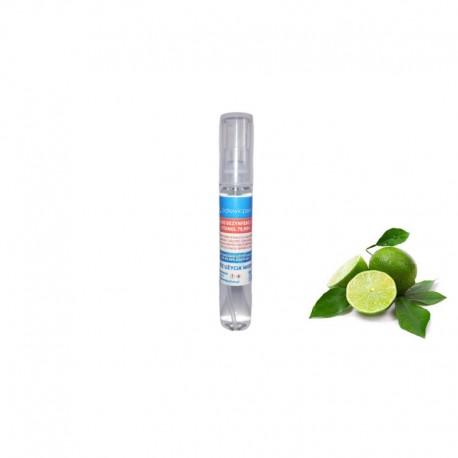 Płyn do dezynfekcji rąk Zielona Cytryna, Etanol 79,99%, bez użycia wody