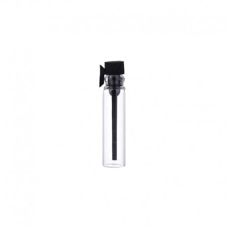 Fiolka szklana z czarnym aplikatorem 3ml