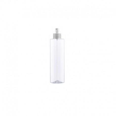 Butelka PET z aluminiowym atomizerem 100ml