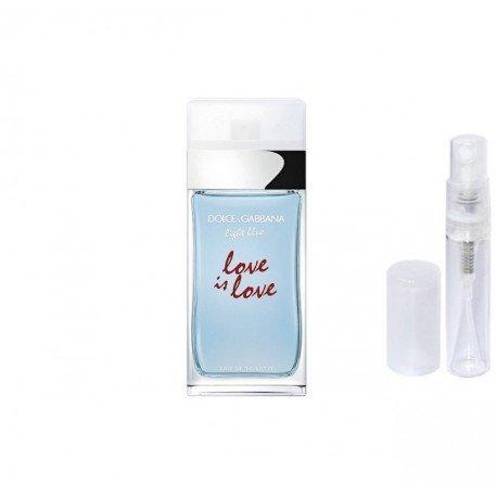 Dolce & Gabbana Light Blue Love Is Love for Her Edt