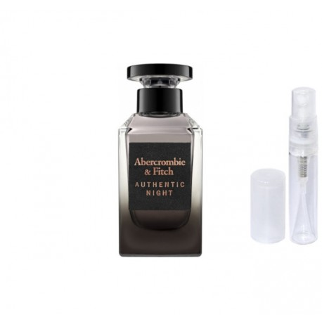 Abercrombie & Fitch Authentic Night Homme Edt
