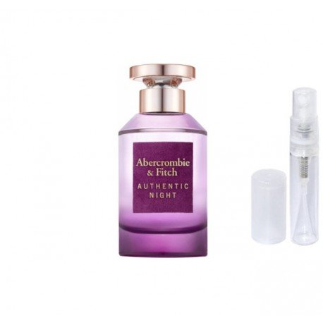 Abercrombie & Fitch Authentic Night Femme Edp