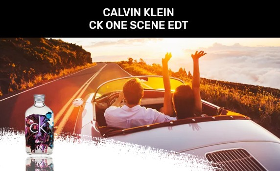 CALVIN KLEIN CK ONE SCENE EDT