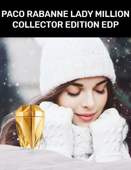 PACO RABANNE LADY MILLION COLLECTOR EDITION EDP