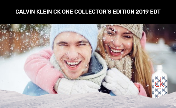 CALVIN KLEIN CK ONE COLLECTOR'S EDITION 2019 EDT