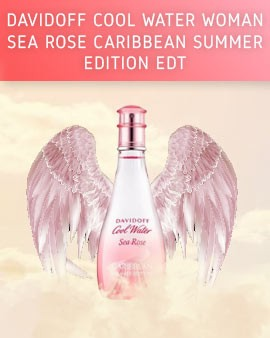 Davidoff Cool Water Woman Sea Rose Caribbean Summer Edition woda toaletowa 10ml za 50zł