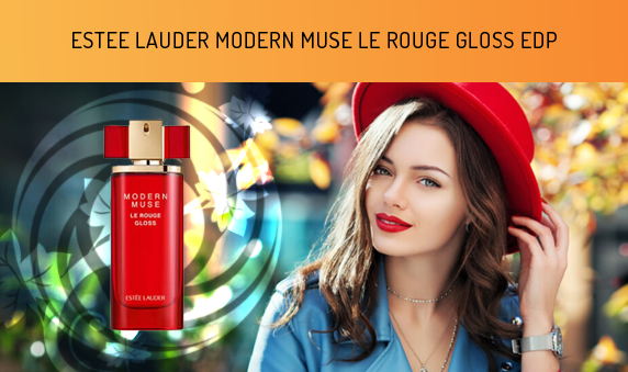 Estee Lauder Modern Muse Le Rouge Gloss EDP