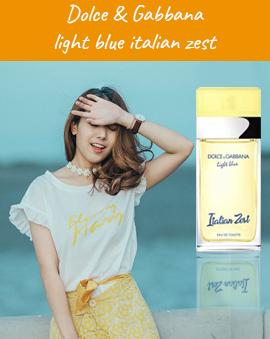 Dolce & Gabbana Light Blue Italian Zest woda toaletowa 10ml za 50zł