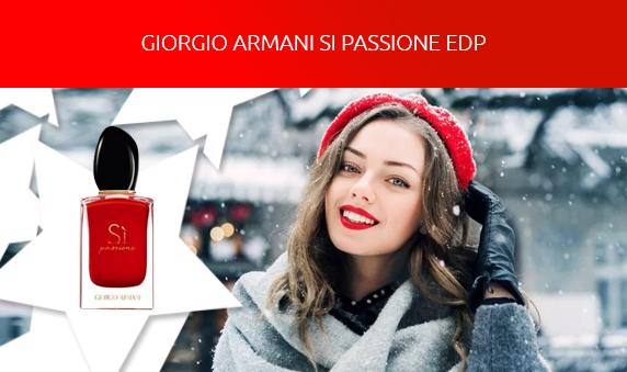 Giorgio Armani Si Passione Edp