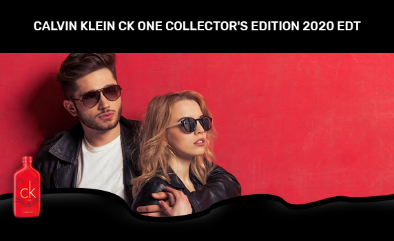 CALVIN KLEIN CK ONE COLLECTOR'S EDITION 2020 EDT